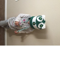 Handmade Crochet funny kids Hat